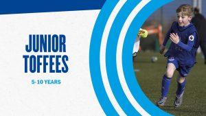 Everton Junior Camp (Ages 5-10)